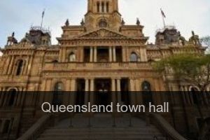 Queensland Town hall