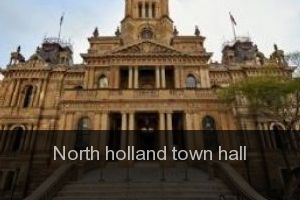 North holland Town hall