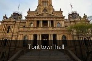 Torit Town hall